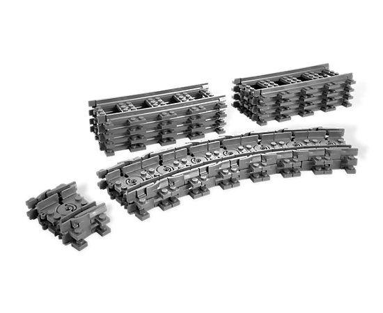 Flexible and Straight Tracks | LEGO Shop