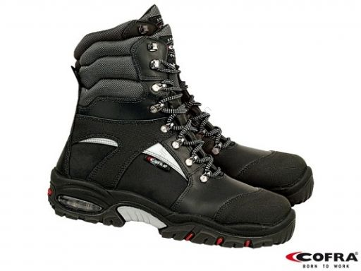 Buty robocze Cofra BRC-BERING - Internetowy sklep z artykułami BHP i PPOŻ oraz odzieżą roboczą.