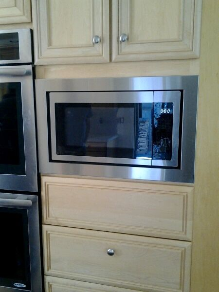 Jenn Air Microwave Model Jmc1116as Custom Trim Kit