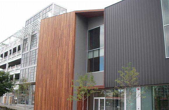 Ziba Design | Morin Corp metal wall panel