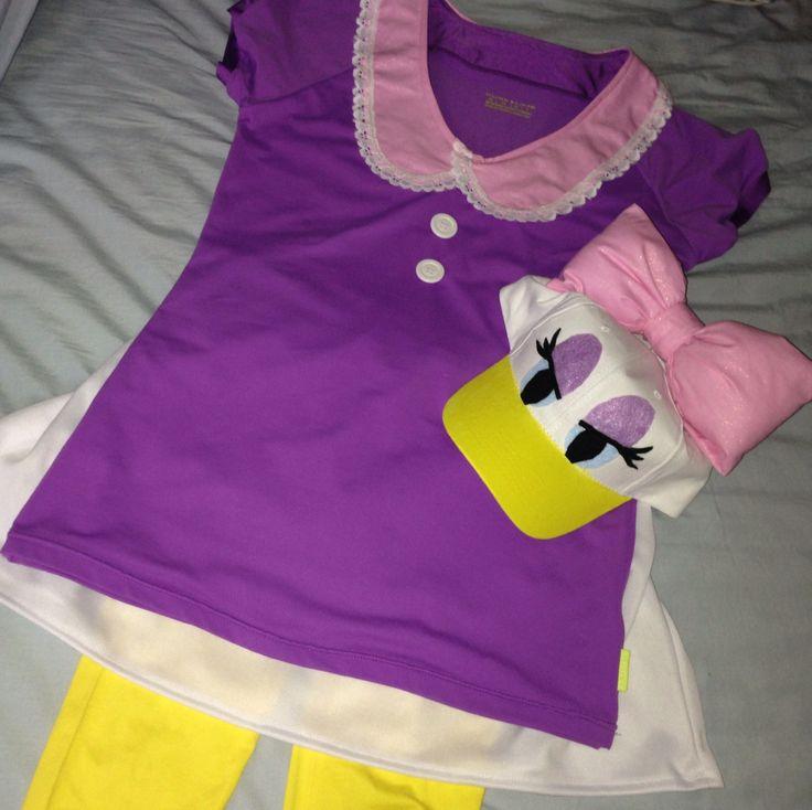 My Daisy Duck for WDW Marathon