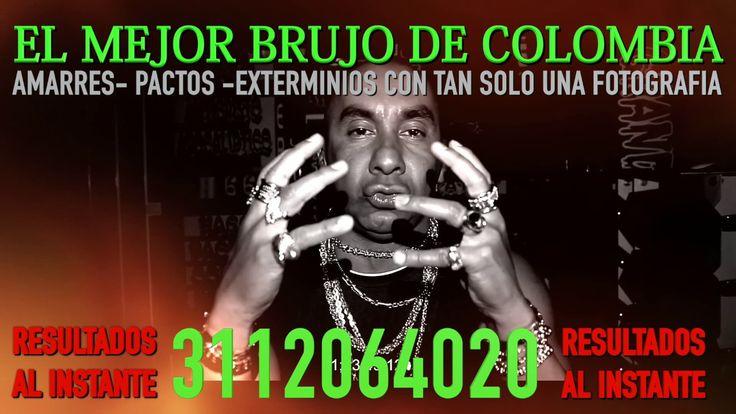 El Mejor Brujo De Colombia +57- 3143920892 Chaman Llanero Ramiro Lopez Miami - YouTube