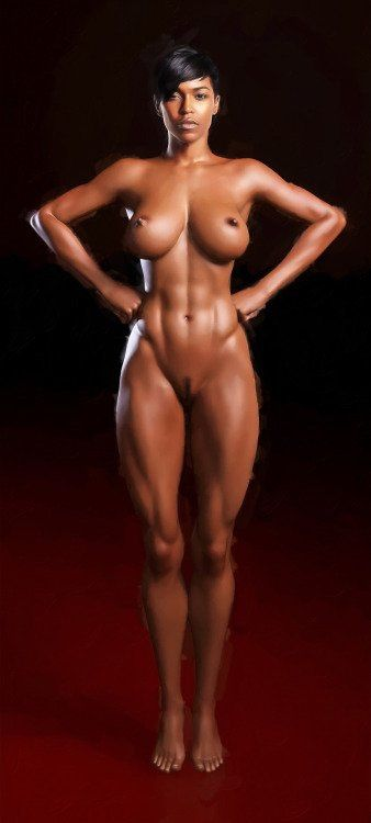 Opinion Black female fitness body women