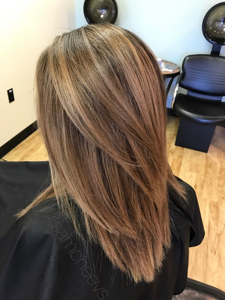 Sandy warm natural blonde hair color for dark brown and ...