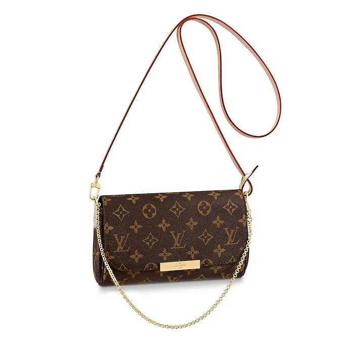 d08f903dd4b2 View 1 - Monogram HANDBAGS Cross Body Bags Favorite PM