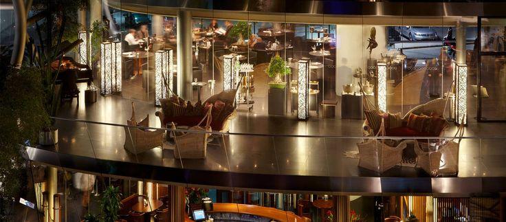 Restaurant Ikarus - The Gourmet Restaurant in Salzburg - Hangar-7