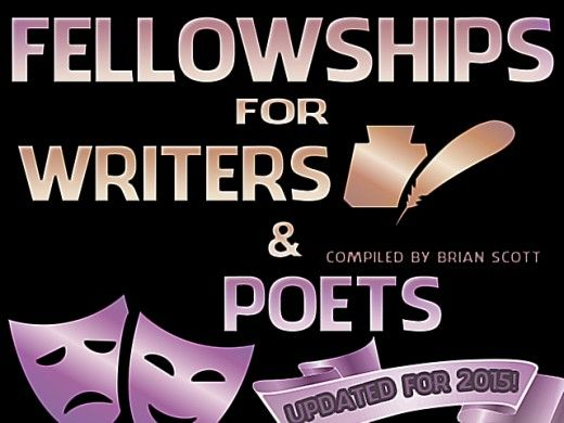 Fellowships for Writers and Poets