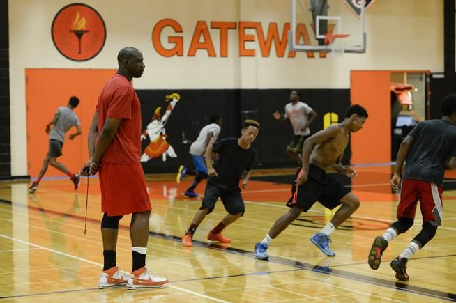 Jason Dixon, the new boys basketball coach at Gateway High School in Aurora, played 10 seasons in the Chinese Basketball Association. Dixon and Yao Ming
