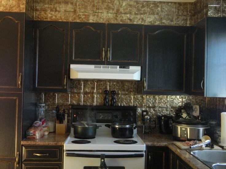 Black Distressed Kitchen Cabinets 19 best black distressed kitchen images on pinterest | black