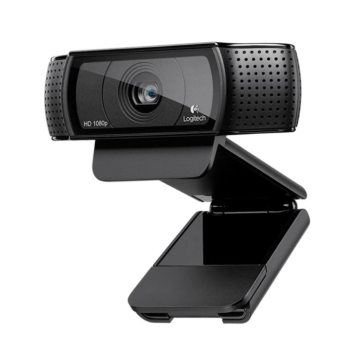 Logitech Pro C920 HD Webcam 1080p Webcam Video Recording , 15 Million Pixels, High Quality Camera, Conferencing Camera //Price: $157.60 & FREE Shipping //     #hashtag3