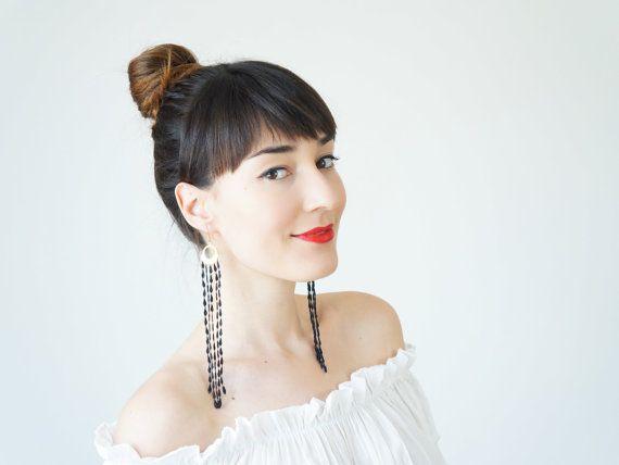 Böhmische Ohrringe Boho-Chic-Mode-Anweisung Ohrringe Boho von EPUU