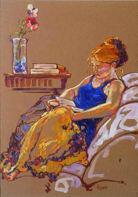 Karen Kinser - Brontë Reader, 2001