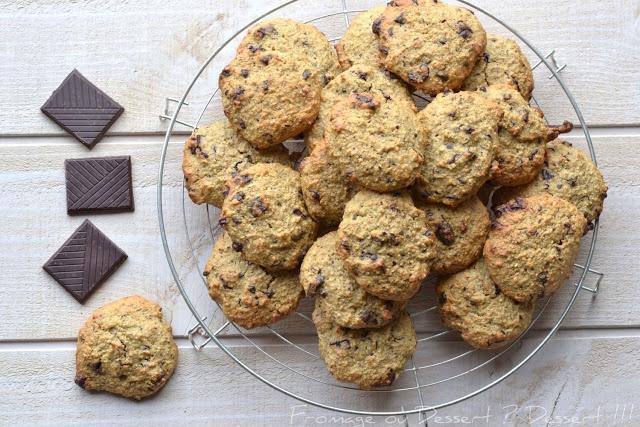 Cookies au chocolat à tomber !