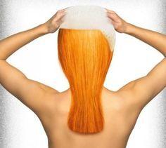 Σπιτικά καλλυντικά μαλλιών από μπύρα για γυναίκες και άντρες