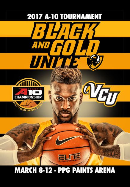 "PITTSBURGH —VCU sports the black-and-gold colors that define Pittsburgh's professional teams. So the university's athletics department decided to capitalize on the commonality with a ""Black and Gold Unite"" campaign during"