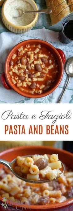 Pasta and Beans is t Pasta and Beans is the PERFECT weeknight...  Pasta and Beans is t Pasta and Beans is the PERFECT weeknight meal: easy fast inexpensive nutritious and most of all SO TASTY! Your family will love it especially kids! Recipe : http://ift.tt/1hGiZgA And @ItsNutella  http://ift.tt/2v8iUYW
