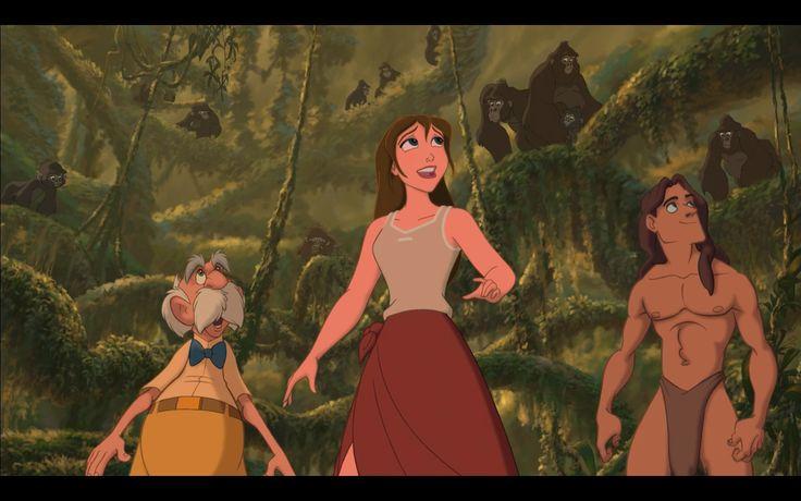 Tarzan review.  Favorite lullaby and amazing visuals. http://54disneyreviews.wordpress.com/2014/09/26/movie-37-tarzan/