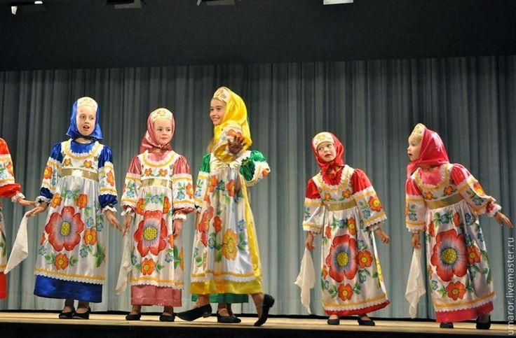 Сценические костюмы для детского праздника