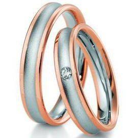 Breuning βέρες δίχρωμες 4179-4180 μόνο 817.00€ #moda #style #fashion