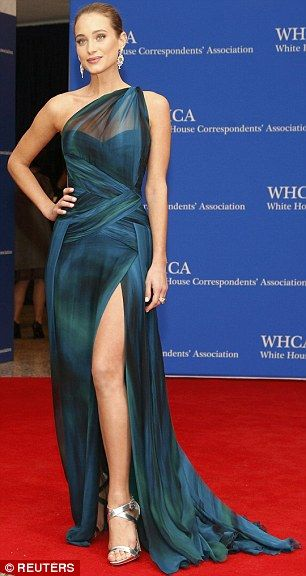 Striking poses: The Sports Illustrated Swimsuit Edition cover model showed struck poses on...
