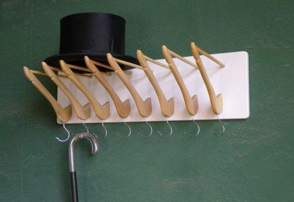 Geniale Idee für eine stylische und einfache Gaderobe!!! mehr geniale Sachen findest du auf Interessante-Dinge.de