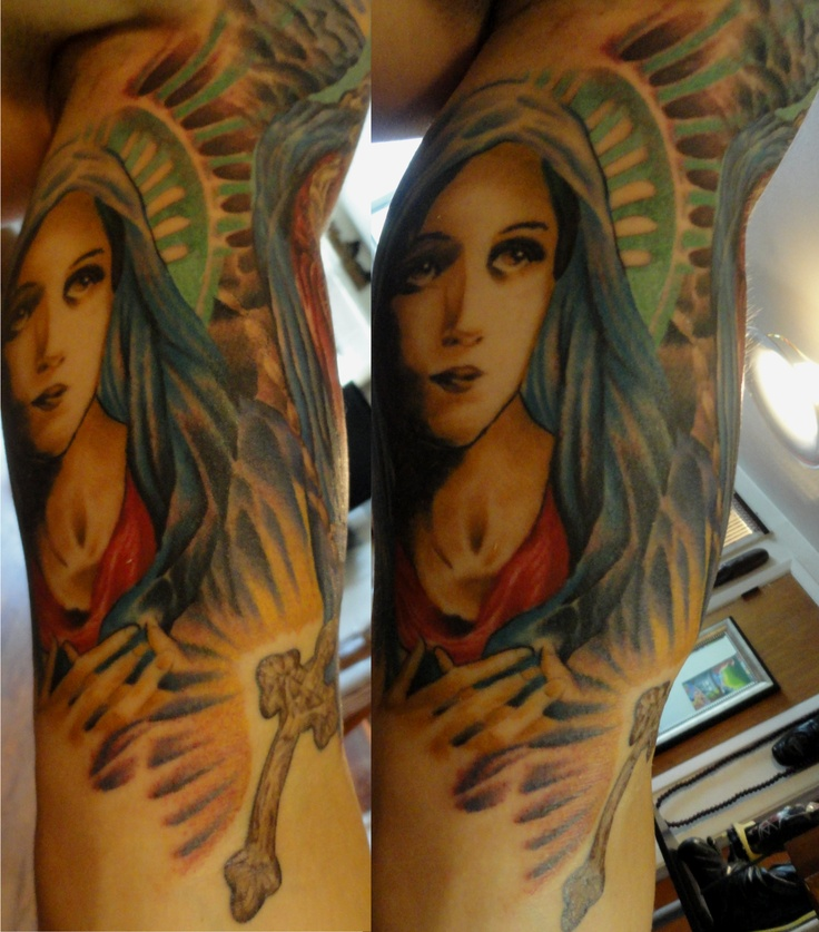 133 Best Images About Tattoos I Have Done. On Pinterest