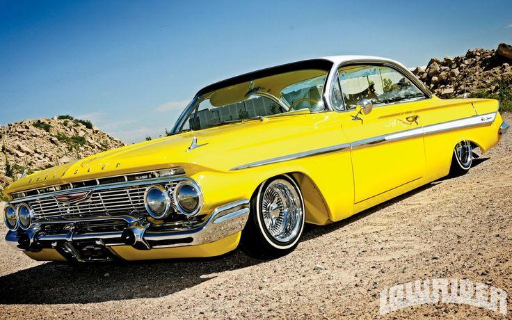 Hot Rod Muscle Car | ... chevrolet, chevy impala, hot rod, lowrider, muscle car, street custom