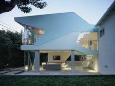 window modern architecture excentric - Google-Suche
