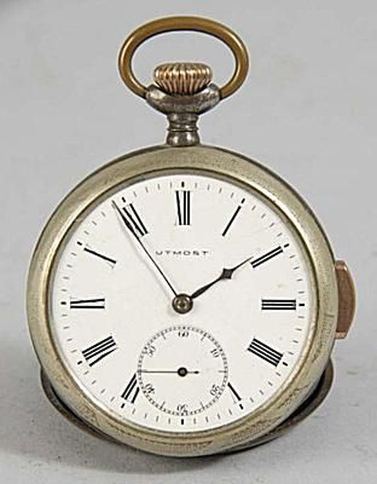 How Much are Old Pocket Watches Worth?