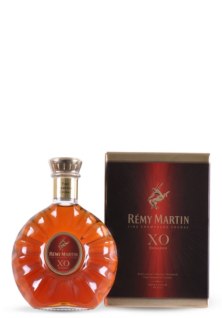 Cognac Remy Martin XO Excellence (0.35L) - SmartDrinks.ro