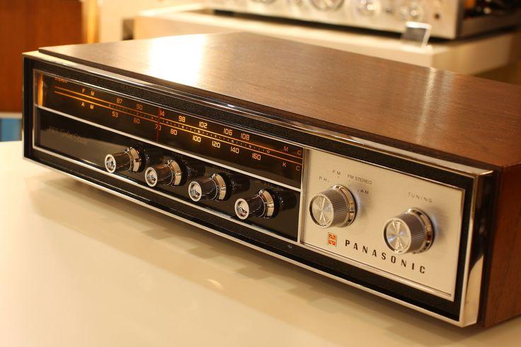Panasonic RE-7671B Vintage Audio Shop 3 Maja 19 Katowice Poland www.audio-vintage.com www.vintageaudio.pl Mobile: +48722117722 Mirek +48607611300 Lukas #VintageAudio #Audio #Vintage #turntable #phono #vinyl #records #music #hifi #hifiaudio #highend #highfidelity #highendaudio #stereo #stereophile