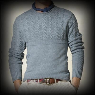 ラルフローレンラグビー メンズ ニット Ralph Lauren Rugby Mended Roll Neck Sweater セーター-アバクロ 通販 ショップ #ITShop
