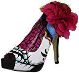 #3: Iron Fist Ladykiller Platform - zapatos de tacón de poliuretano mujer