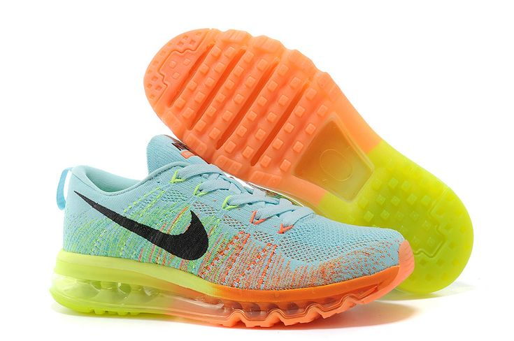 Nike Flyknit Max Blue Lagoon endeavouryachtservices.co.uk