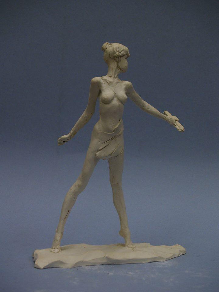 Evgeny Zavyalov Sculptures