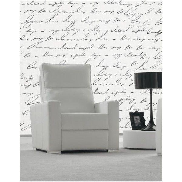 """Sillón reclinable  - Decorhaus / Armchairs sistema """"pared cero"""" (No necesita retirarse de la pared para reclinarse )  #furniture  #mueble  #Málaga http://www.decorhaus.es/es/sofas/172-sofas.html"""