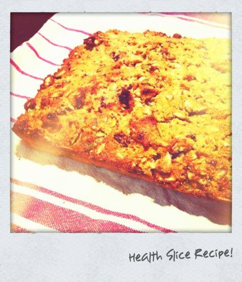 Health slice thermomix recipe