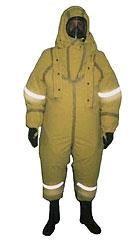 Защитный радиохимический костюм