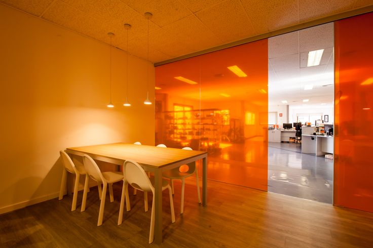 Uno de nuestros proyectos para las oficinas de CUMSA en Barcelona.