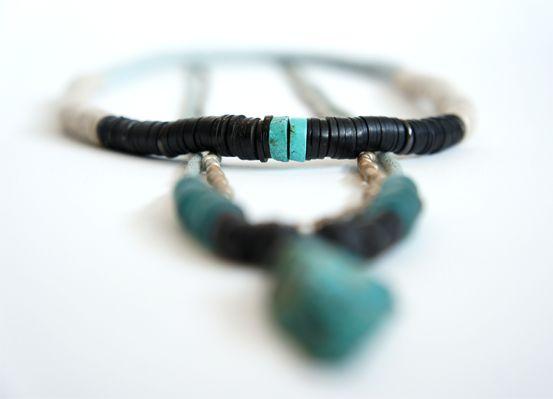 TUARI necklace - close up