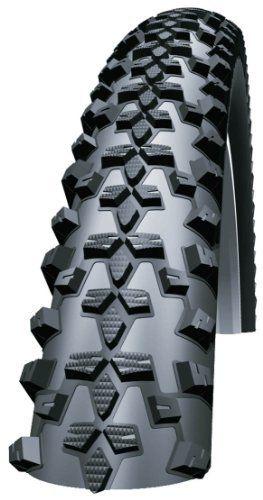 Schwalbe Smart Sam HS 367 Evolution Cross/Hybrid Bicycle Tire - Folding (Black-Skin - 26 x 2.10). Schwalbe Smart Sam 26 X 2.10 Folding Tyre Black- Skin 495g (54-559). 26x2.10.