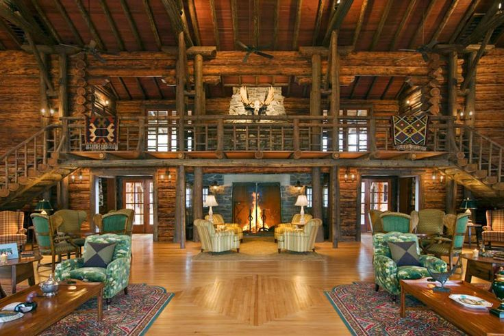 Jonas Brothers Texas Home Stunning Rustic Living Room: Lodges, Inns, Cabins & Chalets