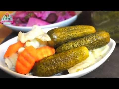 Karışık Turşu Tarifi / Ayşenur Altan Yemek Tarifleri - YouTube