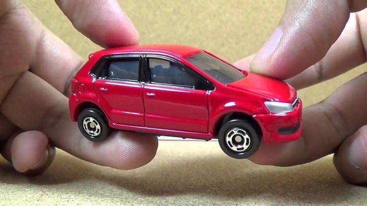 Tomica 109 - Volkswagen Polo Die-cast Car