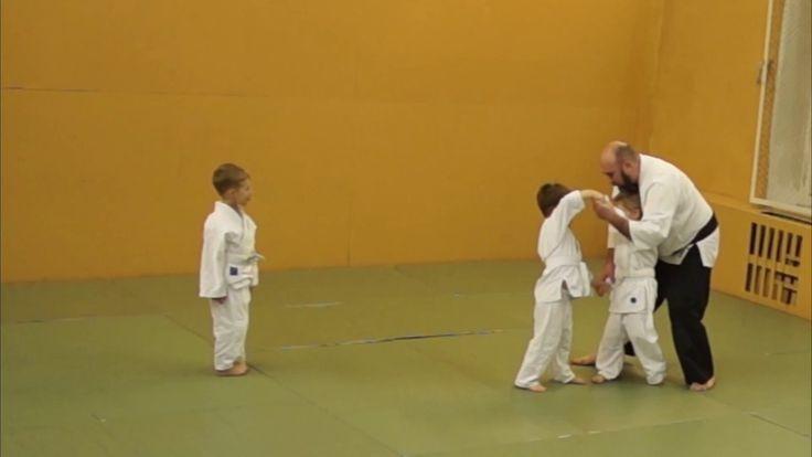 Martial arts, Aiki.   Sinten Dojo дети 4 года 2017, центральный район, спб
