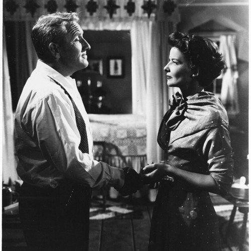 Katharine Hepburn und Spencer Tracy - 1949