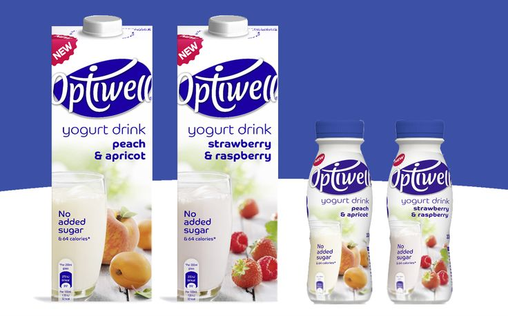 FrieslandCampina launches new yogurt drink for adults