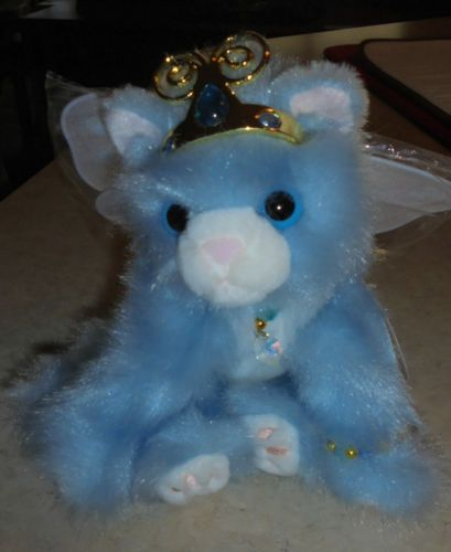 Catapillers Plush Rare Birthstone March MARINE IN WRAPPER Guaranteed