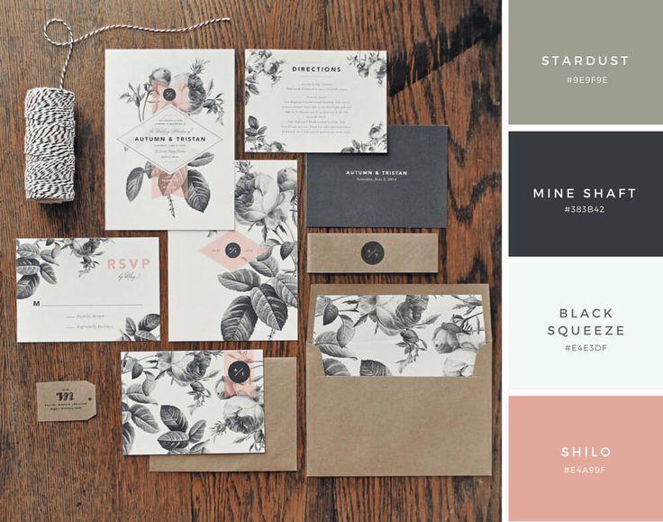 結婚式の配色はこれだ!参考にしたい美しい色の組み合わせ25個まとめ