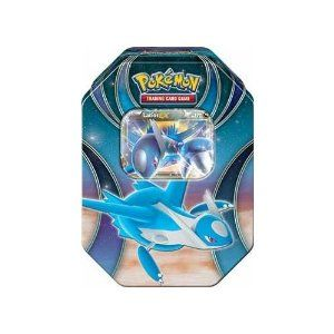 "Pokemon ""EX Beyond The Ordinary! 2015 Fall Tin ""Latios-EX"" #pokemon"